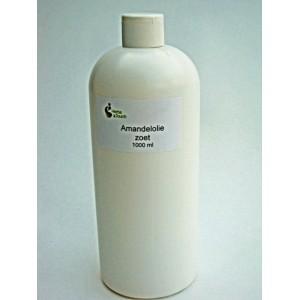 Amandel olie zoet 1 liter